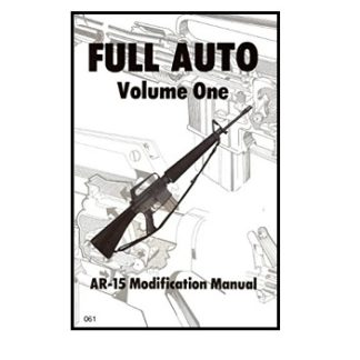 Full Auto Conversion Books & Manuals | Firing Pin